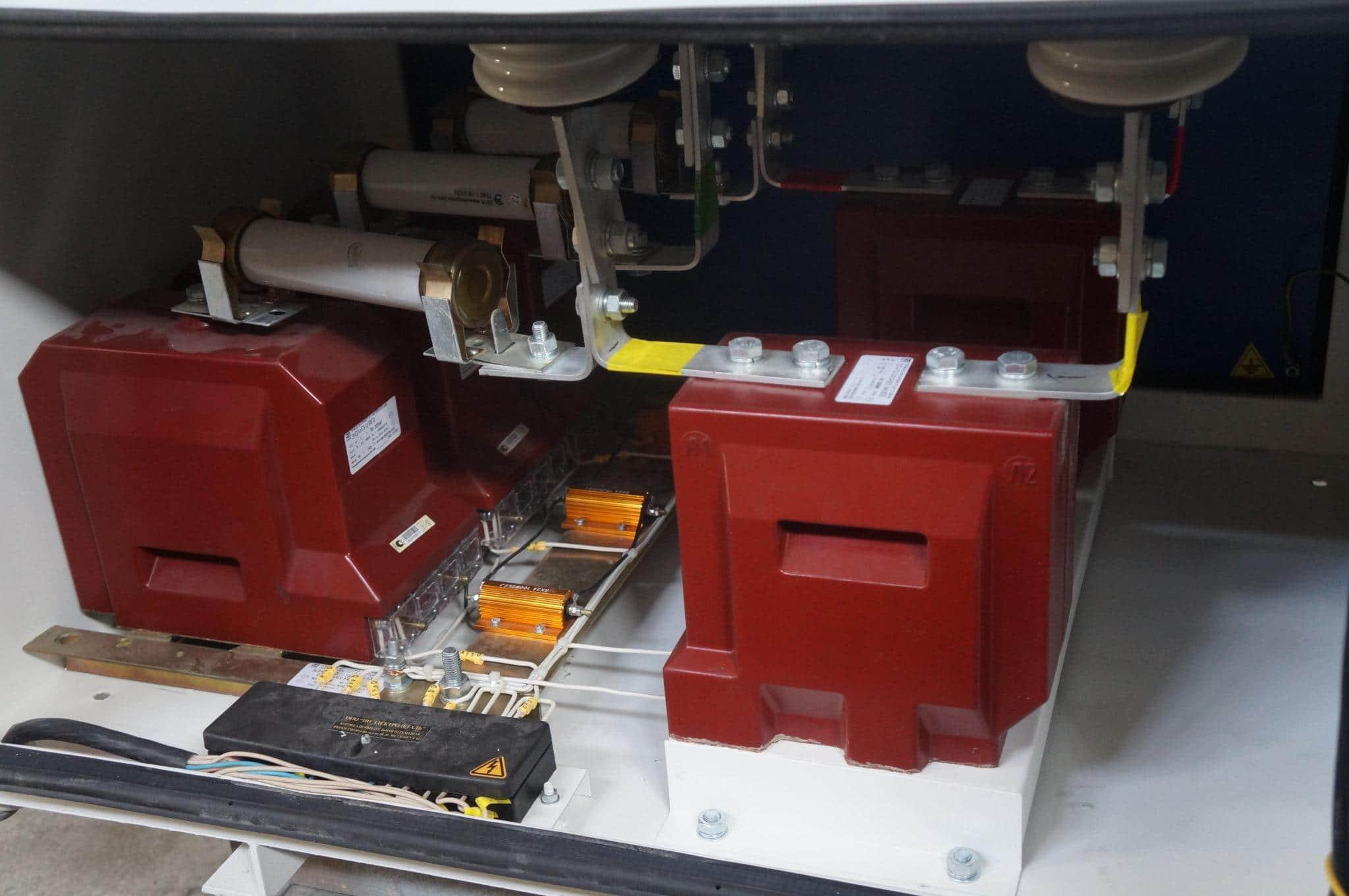 ПКУ 6 кВ и ПКУ 10 кВ </br>Пункт коммерческого учета от производителя