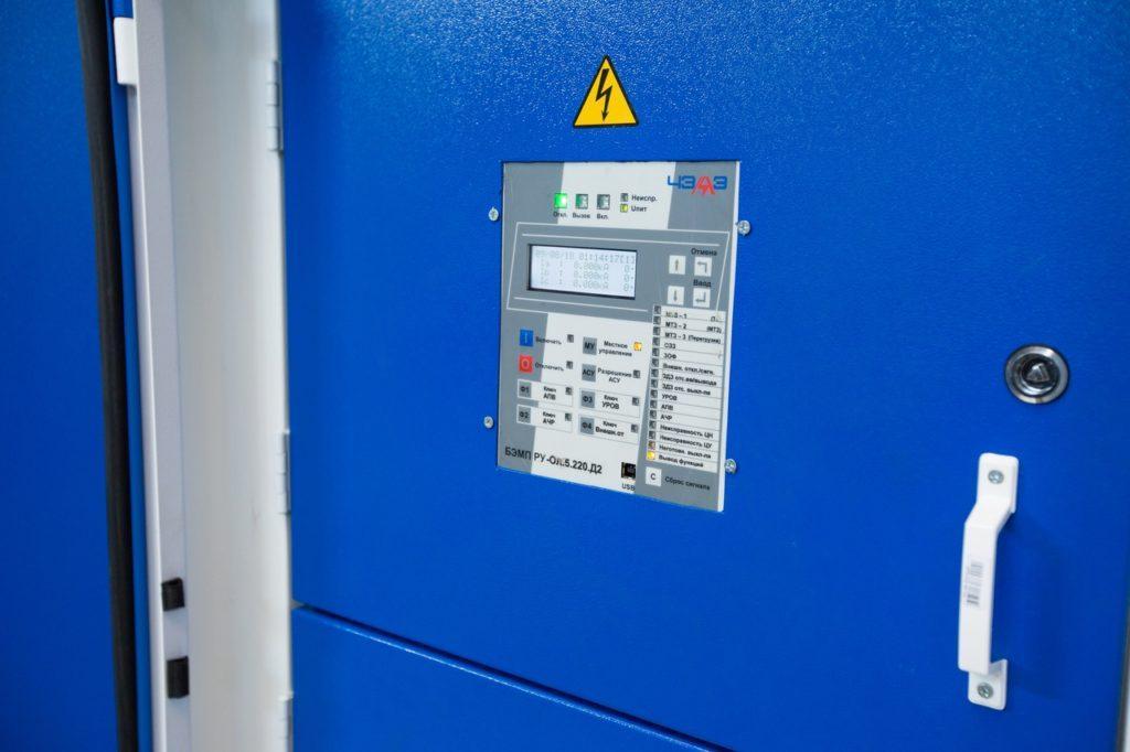 ПСС 6-10 кв <br />Пункт секционирования и учета электроэнергии