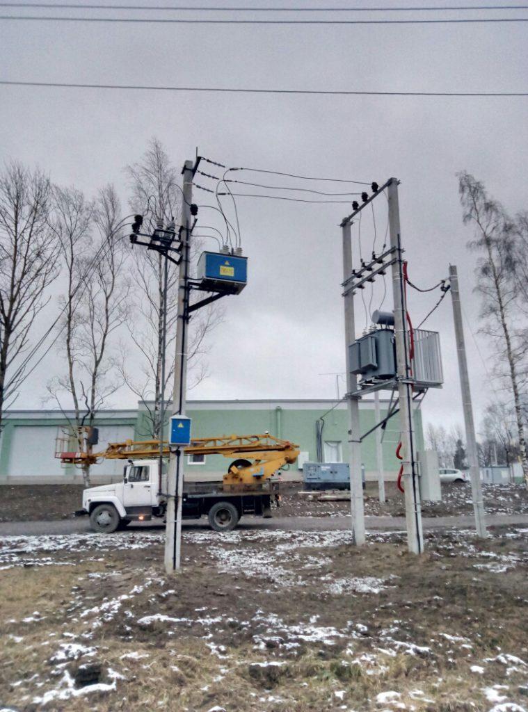 Осуществляем монтаж производимого оборудования ПКУ