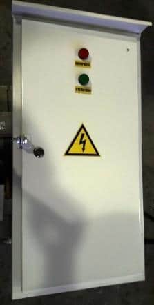 ПСС 6-10 кв (Пункт секционирования и учета электроэнергии)