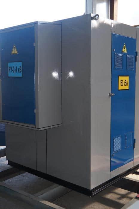 Купить КТП: трансформаторные подстанции